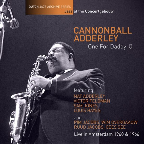 Cananball Adderley - One for Daddy-O