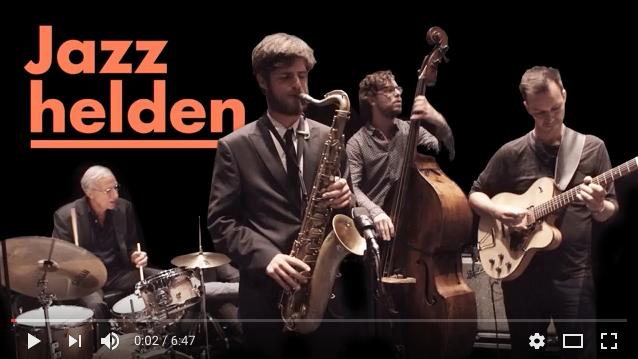 jazzhelden kwartet